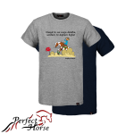 "T-shirt męski Cartoon ""Western"""