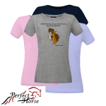 "T-shirt damski Cartoon ""Media Markt"""
